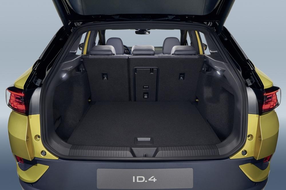 Bagagliaio di Volkswagen ID.4