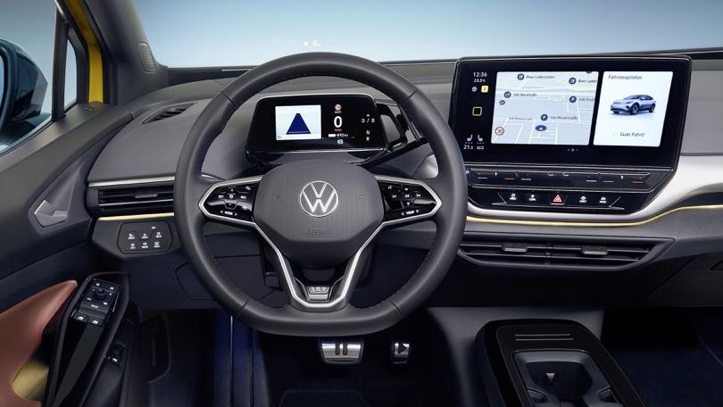Infotainment di Volkswagen ID.4
