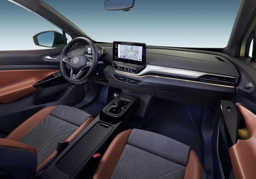 Interni di Volkswagen ID.4