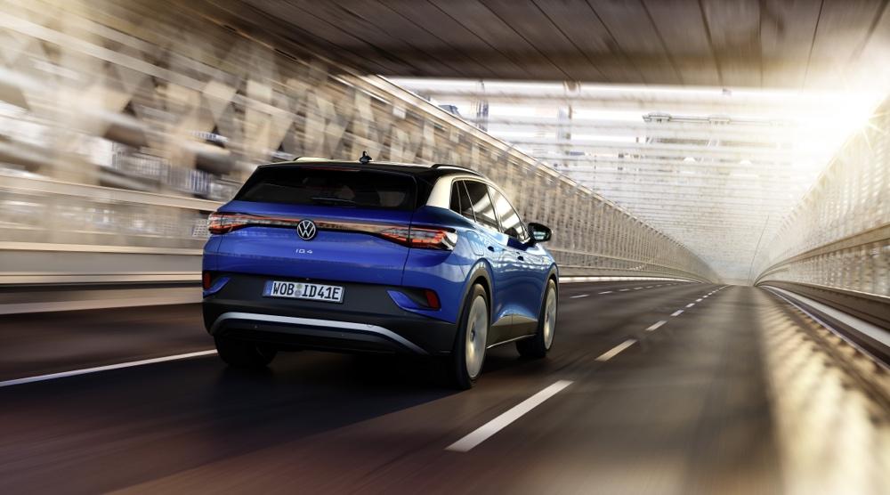Prestazioni di Volkswagen ID.4