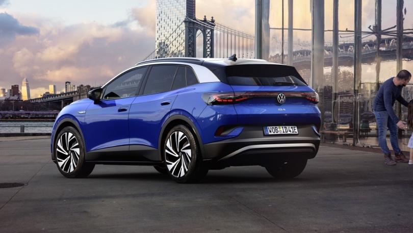 Uscita di Volkswagen ID.4
