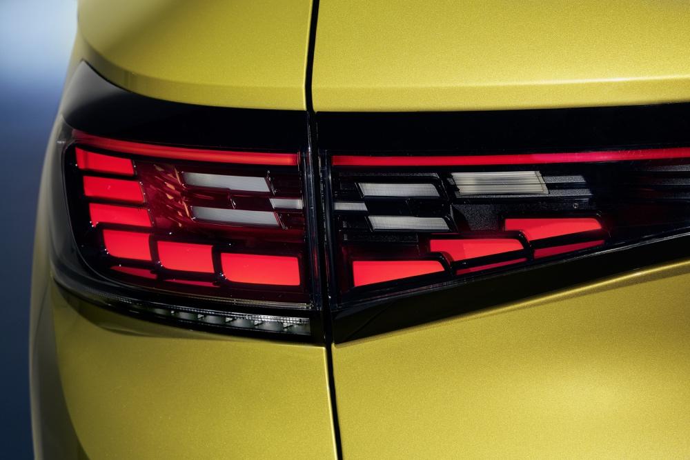 Volkswagen ID.4 fari 3D