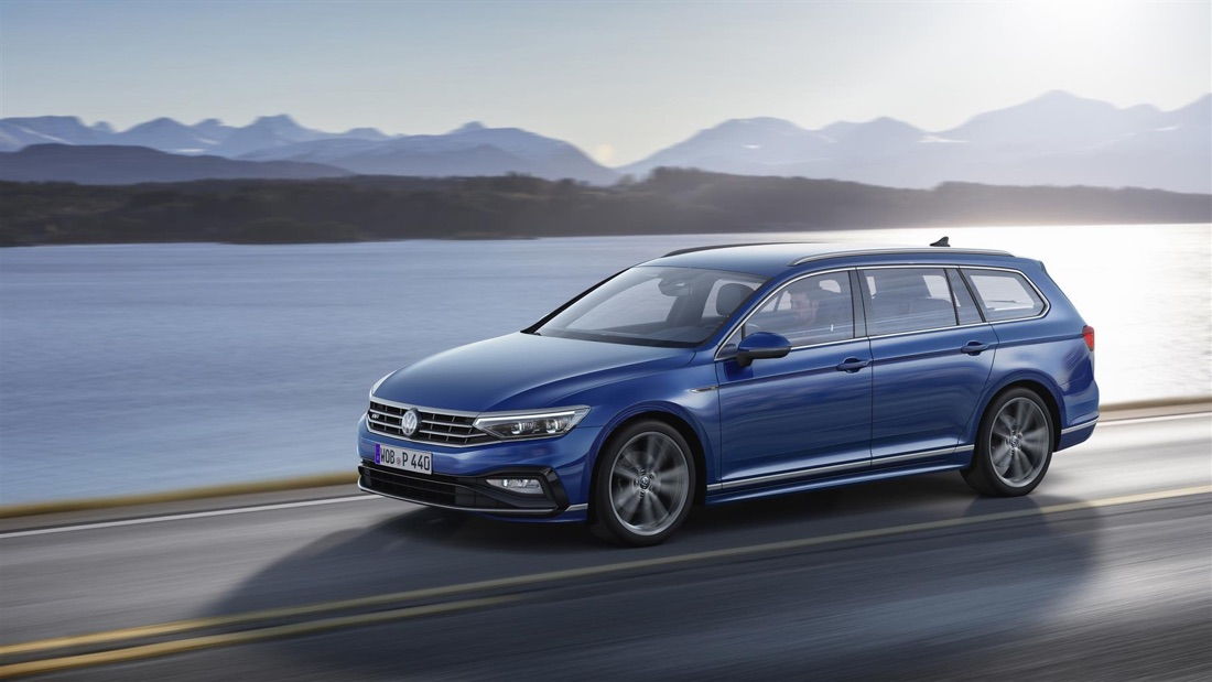 Caratteristiche di Volkswagen Passat restyling 2019