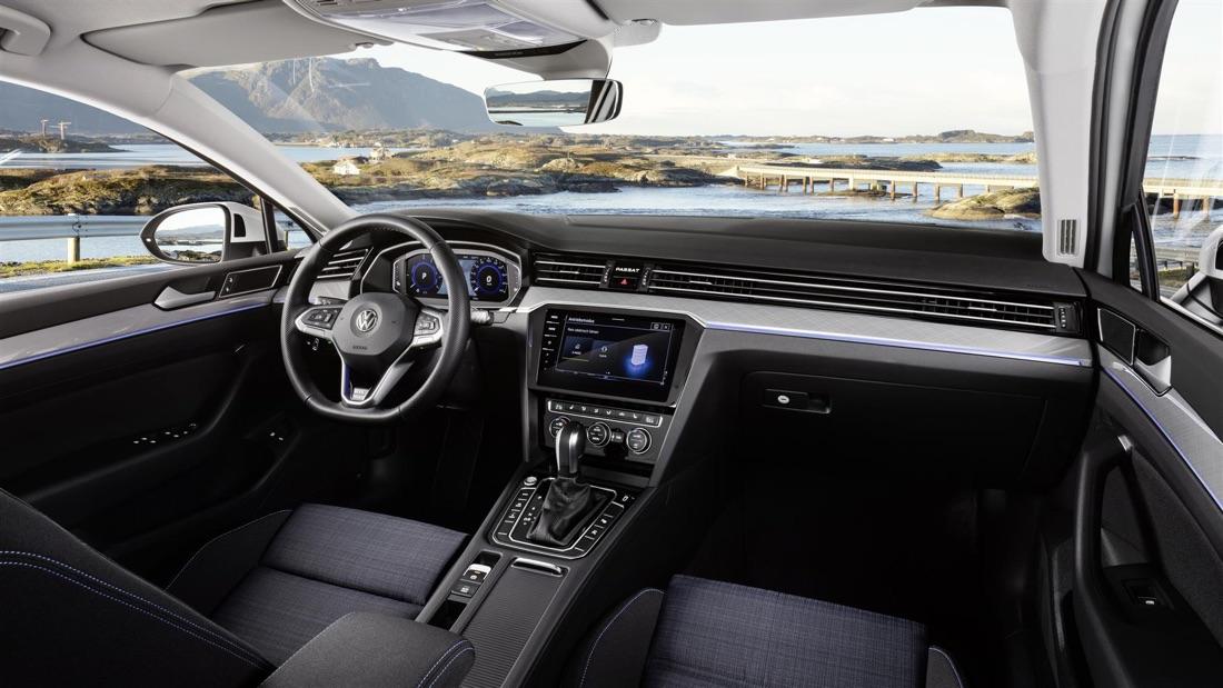 Infotainment MIB3 su Volkswagen Passat restyling