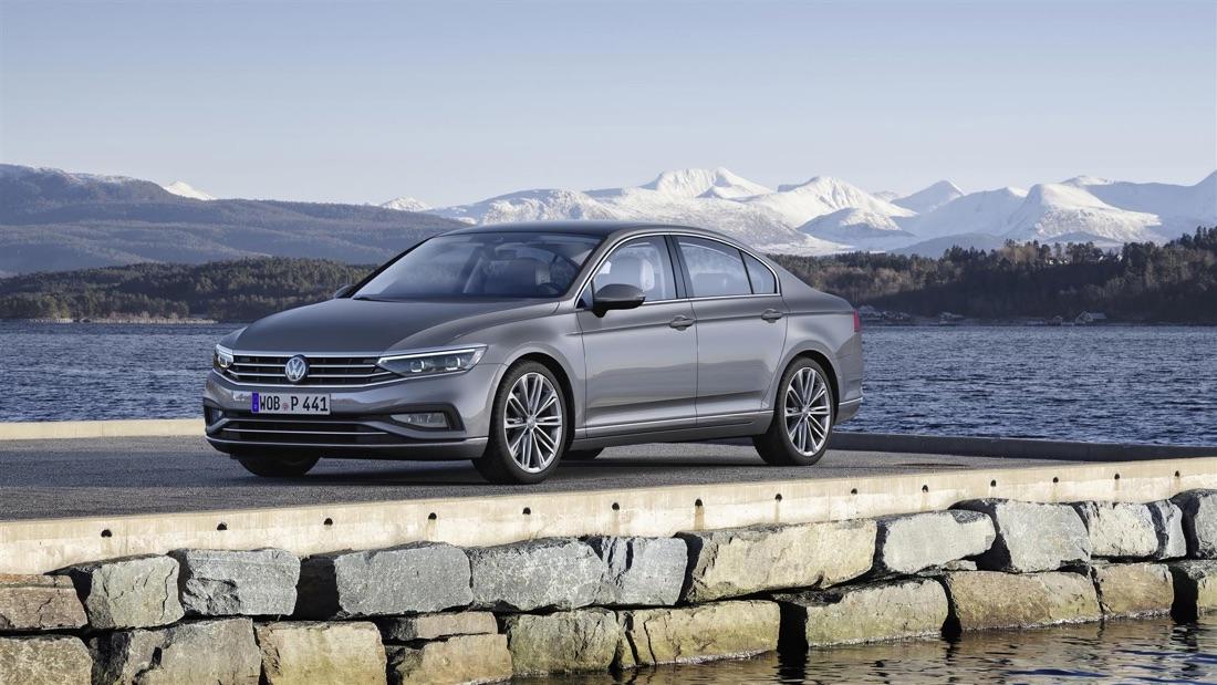 Motori di Volkswagen Passat restyling