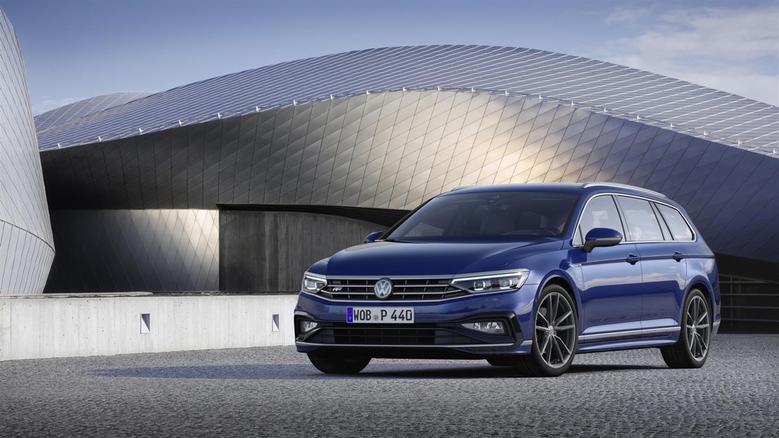 Travel Assist su Volkswagen Passat restyling 2019