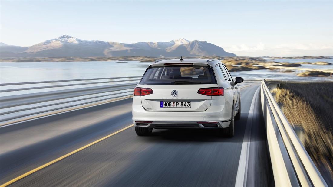 Uscita di Volkswagen Passat restyling 2019