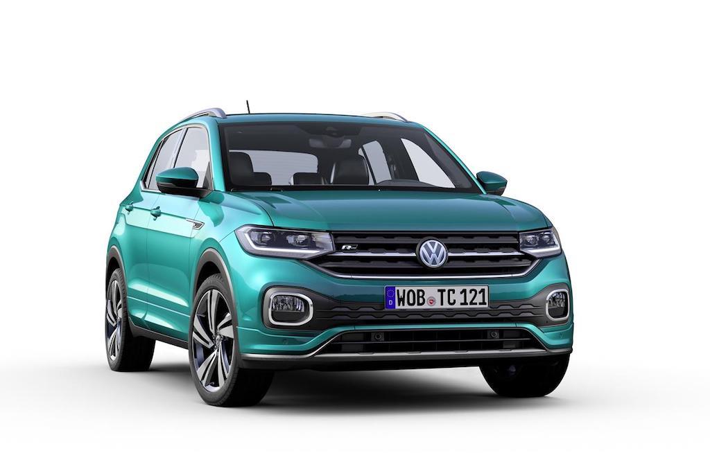 Scheda tecnica di Volkswagen T-Cross