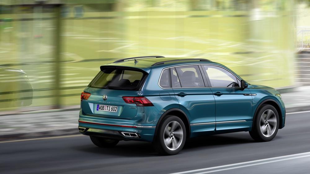 Volkswagen Tiguan TDI 2021