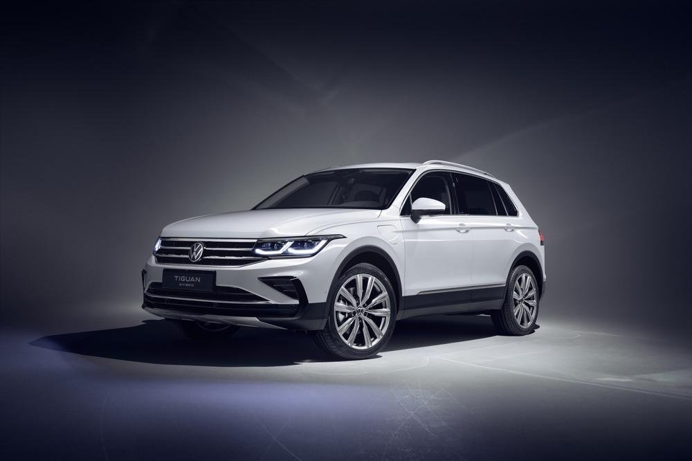 Volkswagen Tiguan ibrida plug-in