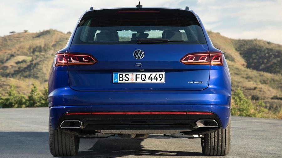Volkswagen Touareg R ibrida 4Motion