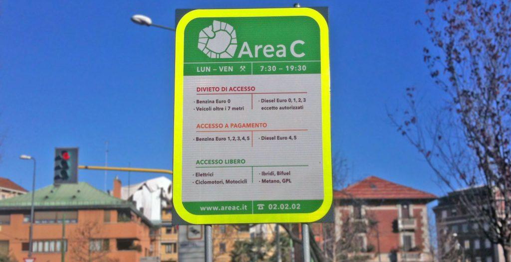 Ecopass Milano | Pagamento Area C: quanto costa e come ...