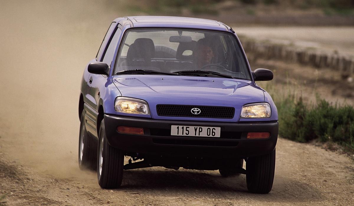 Toyota RAV4 Suv auto a trazione integrale