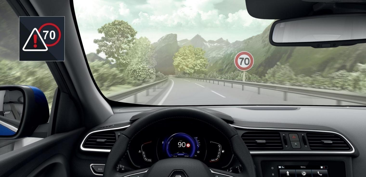 Traffic sign recognition Adas