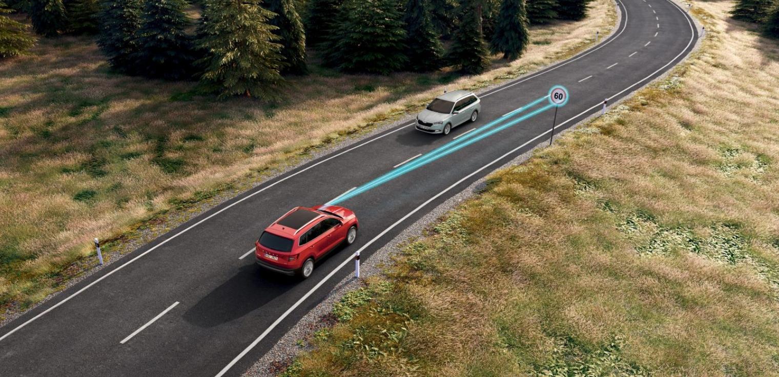Traffic sign recognition come funziona