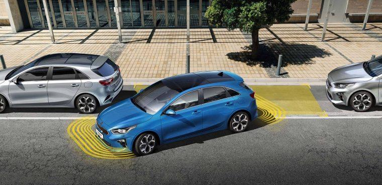 Park assist come funziona il parcheggio automatico, grazie ai sensori di parcheggio