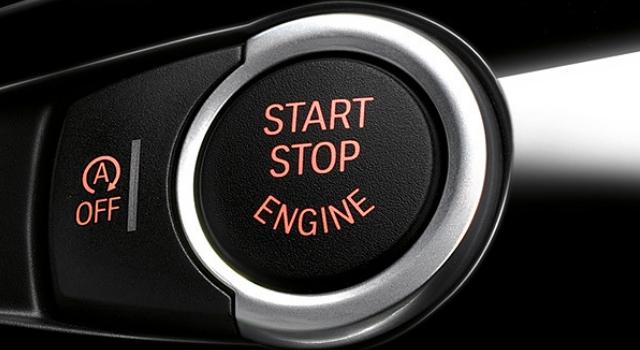Pulsante accensione auto smart key