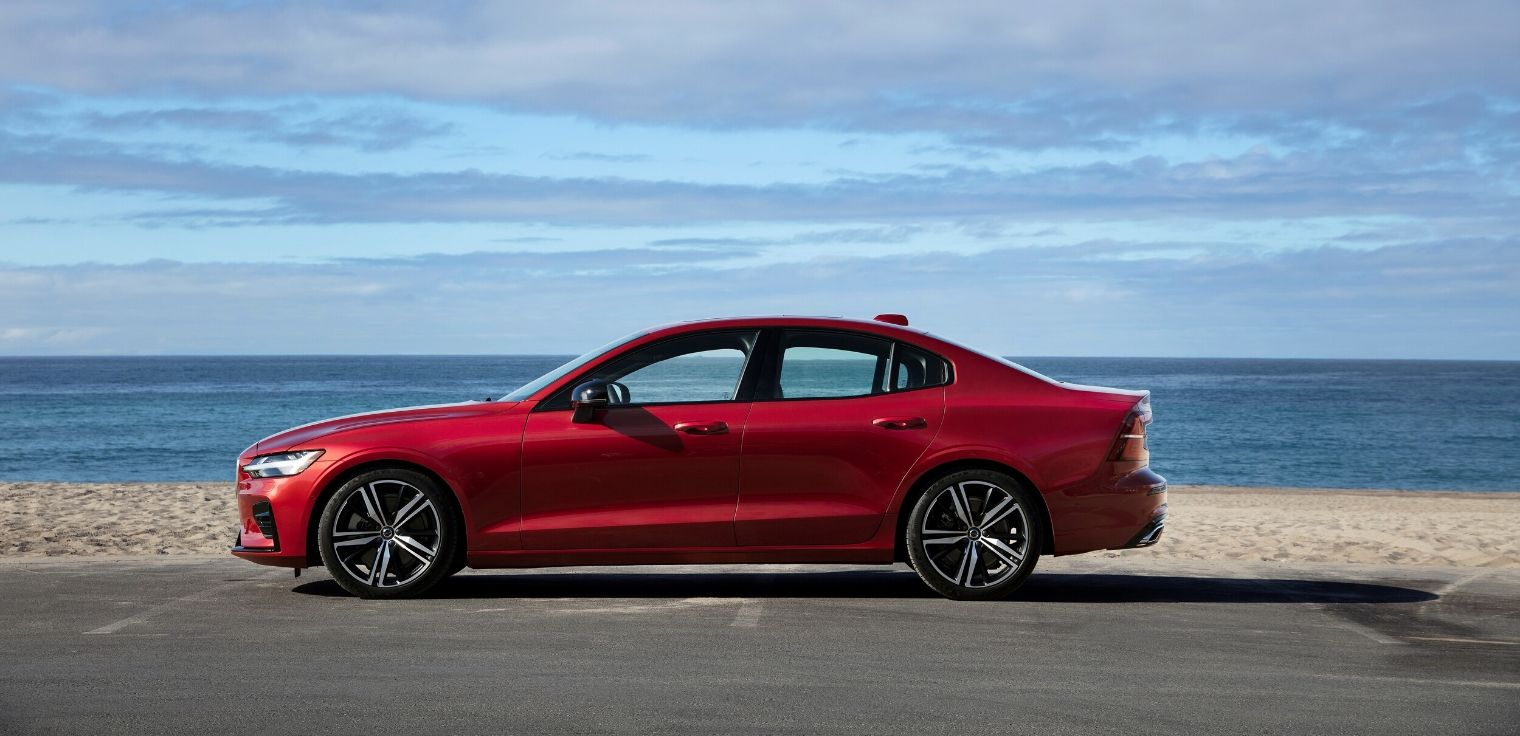 Nuova Volvo S60 2020