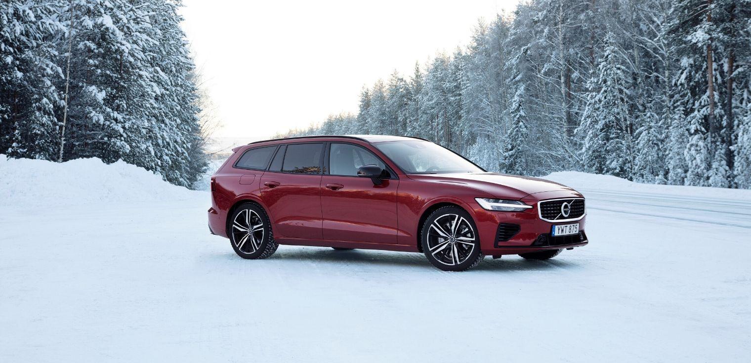 Nuova Volvo V60 2020 station wagon