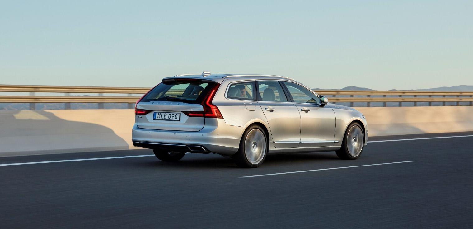 Nuova Volvo V90 2020