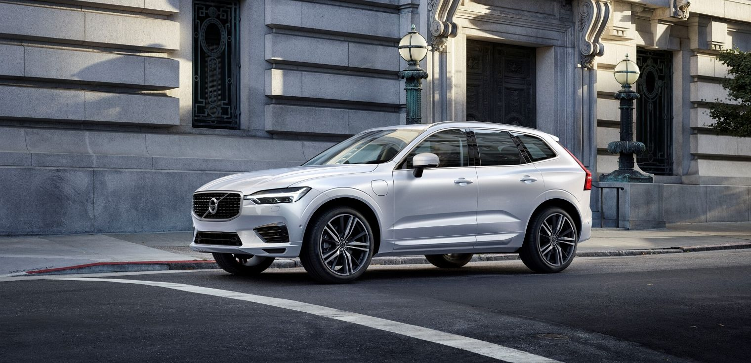 Nuova Volvo XC60 2020