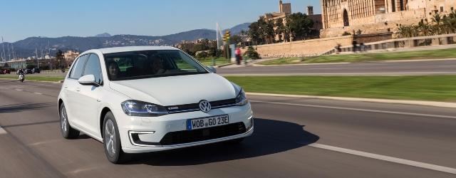 Volkswagen e-Golf dinamica