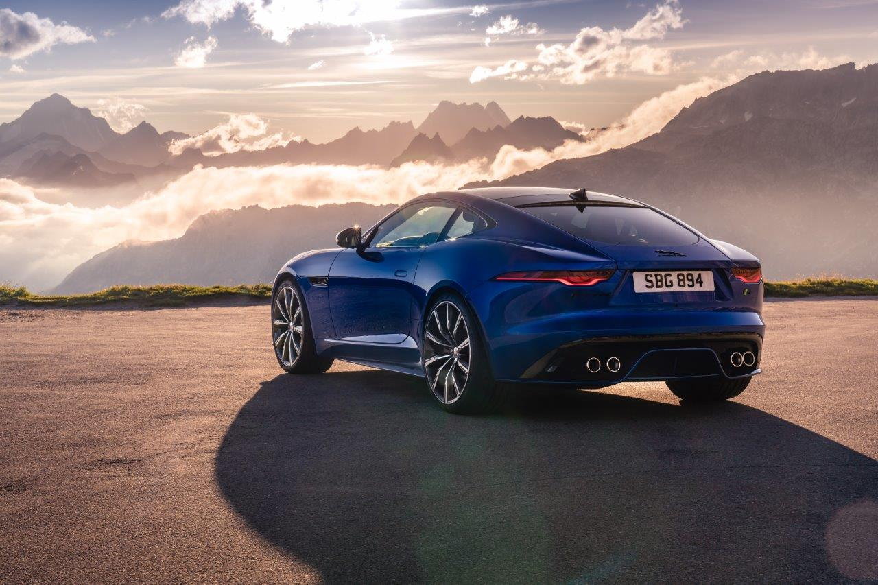 nuova Jaguar F-Type reveal