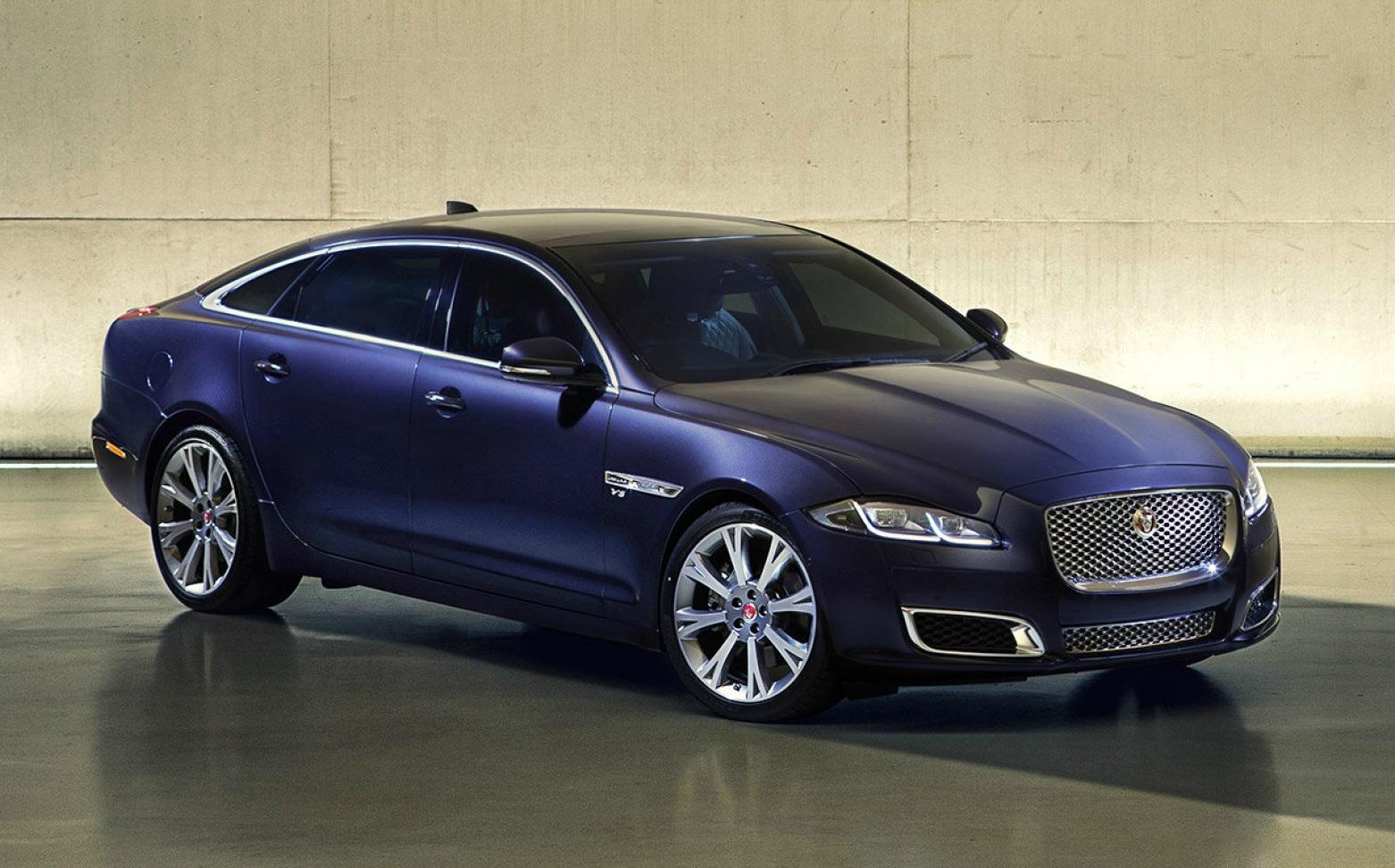 nuova Jaguar XJ elettrica 2020