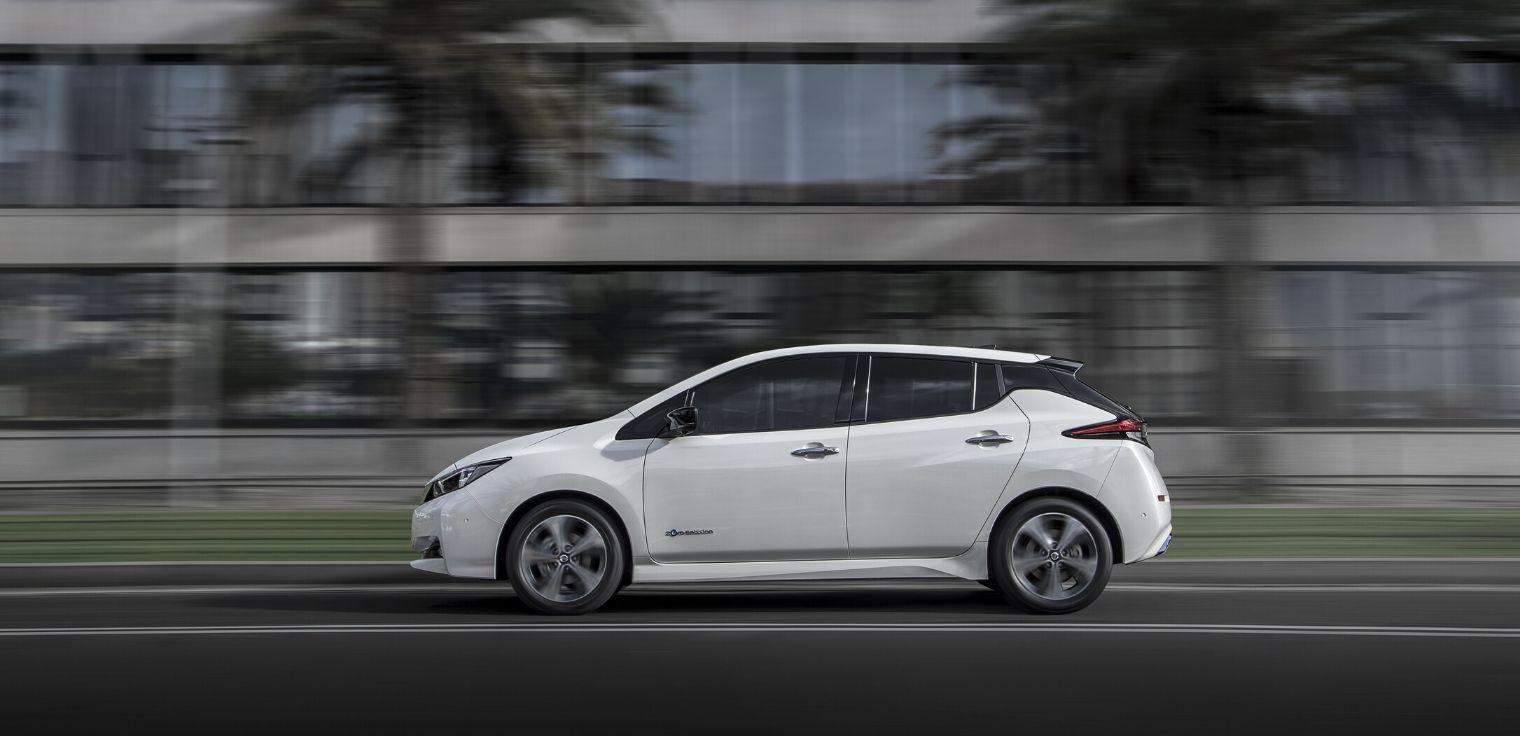 Nuova Nissan Leaf 2020