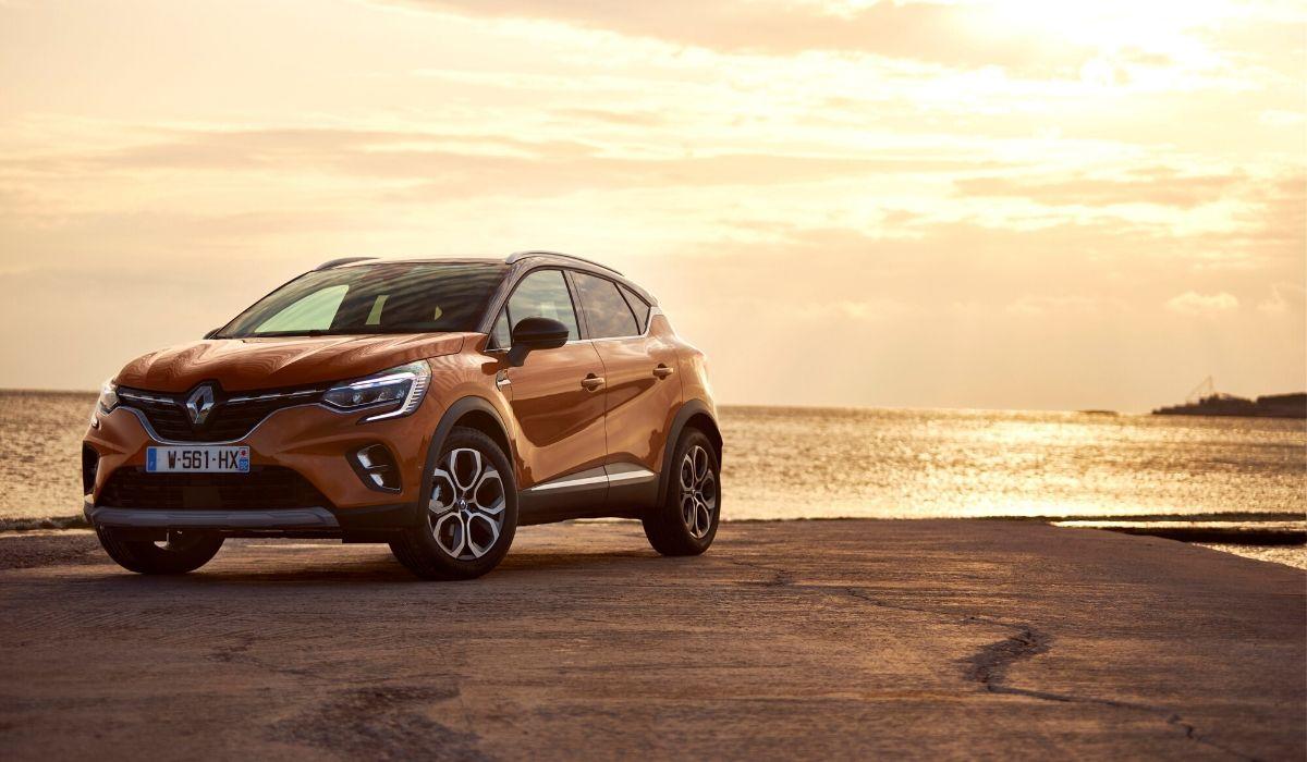 Nuova Renault Captur 2020 design