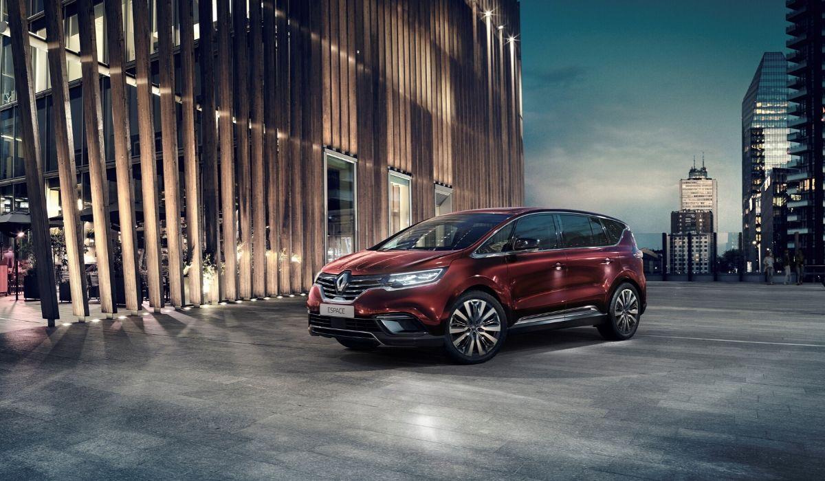 Nuova Renault Espace 2020