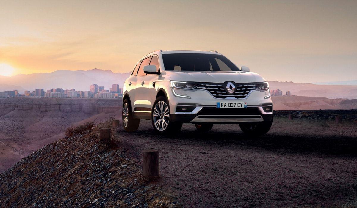 Nuova Renault Koleos 2020