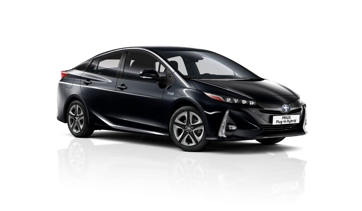 Nuova Toyota Prius 2020
