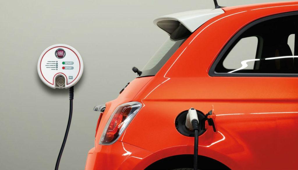 nuova Fiat 500 elettrica 2020