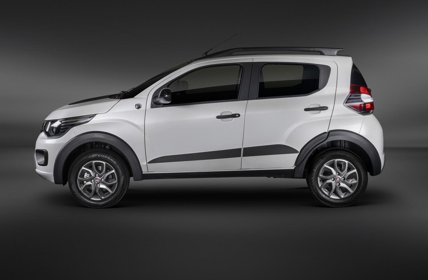 nuova Fiat Panda Mild Hybrid 2020