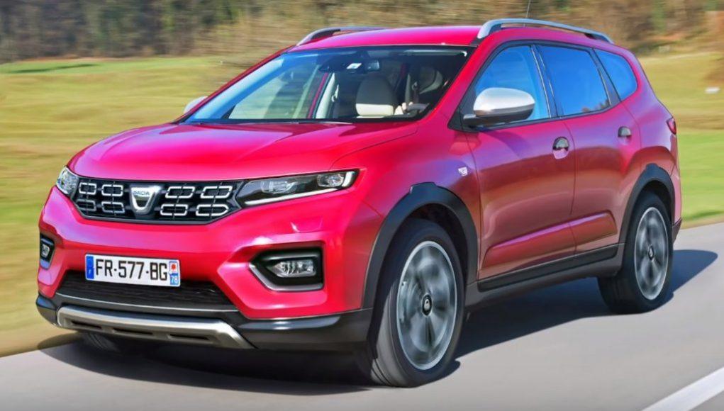 Nuova Dacia Lodgy 2020
