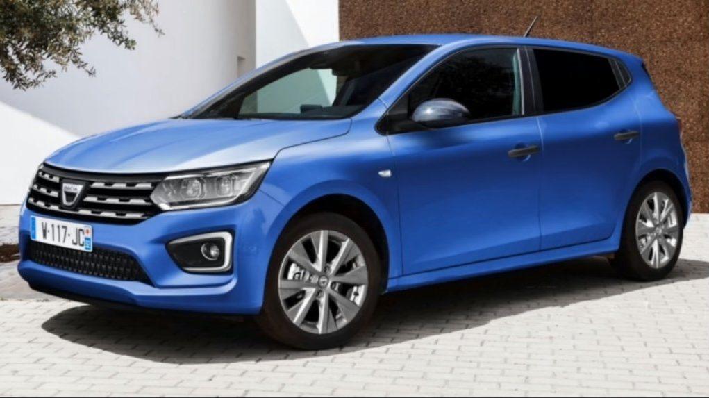 Nuova Dacia Sandero 2020