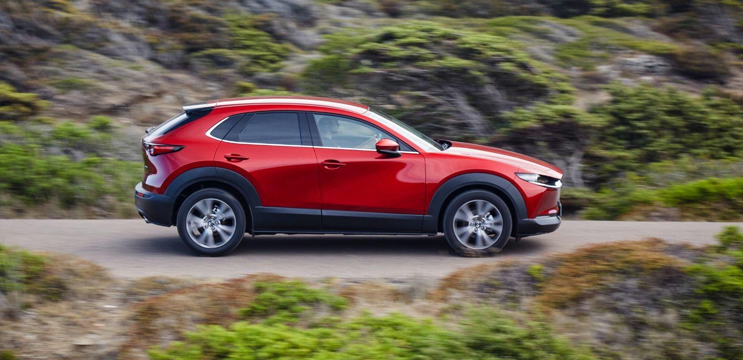 Nuova Mazda CX-30 2020 motore Skyactiv-X