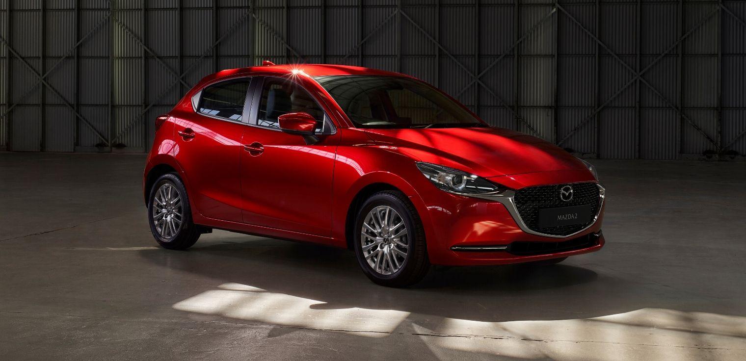 Nuova Mazda2 2020