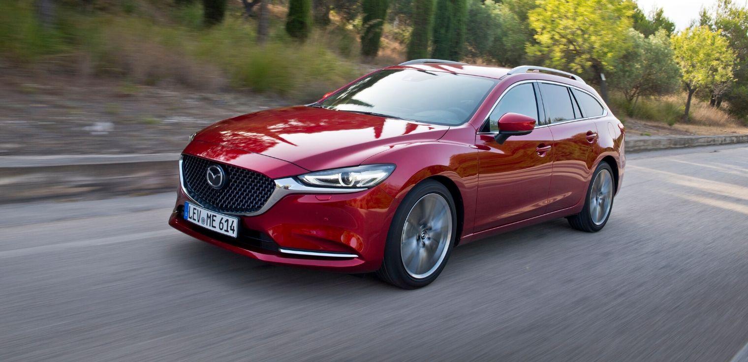 Nuova Mazda6 2020 wagon