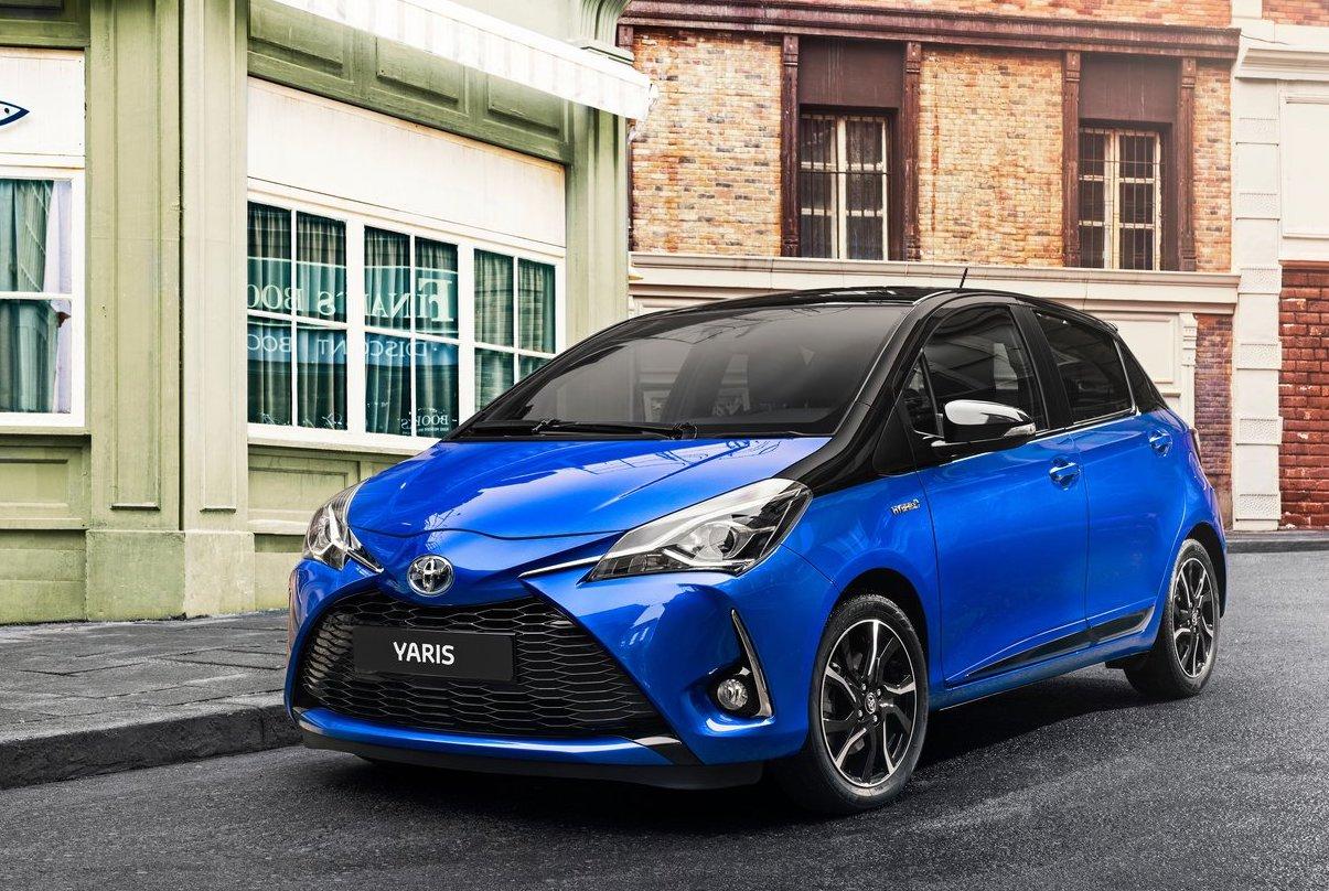 Toyota Yaris ibrida
