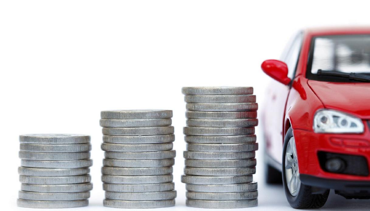valore residuo auto usata