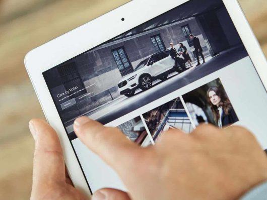 Care by Volvo, la nuova formula d'acquisto di Volvo XC40