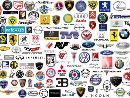 Cosa significano i loghi delle auto