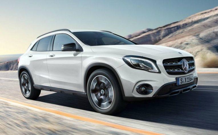 Noleggiare Mercedes GLA