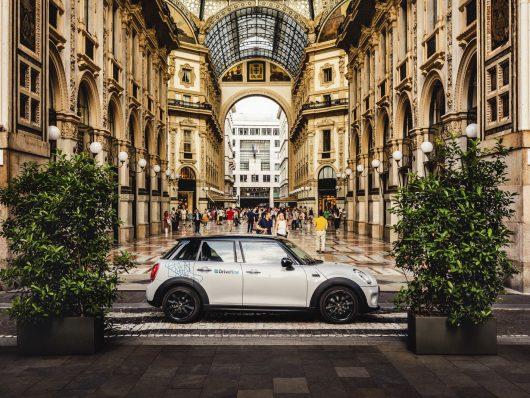 DriveNow Milano car sharing informazioni sui costi