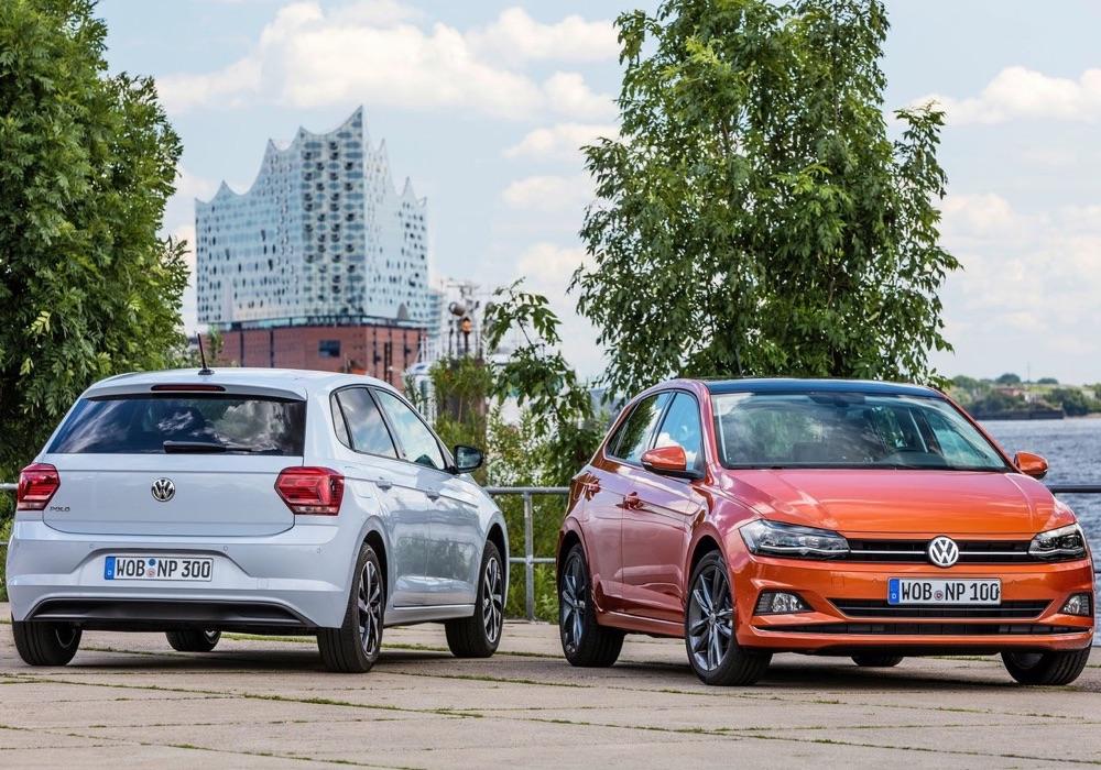 Volkswagen Polo a metano