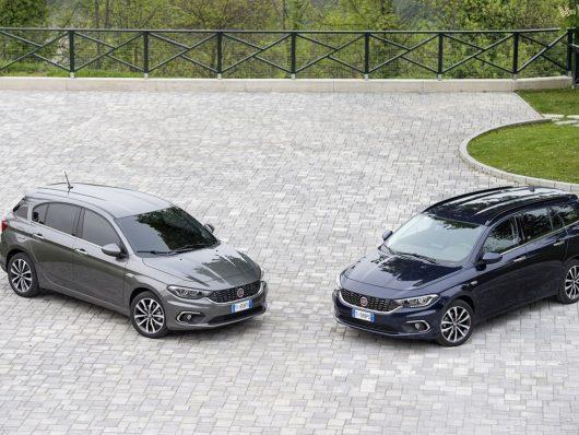 La Famiglia dell nuova Fiat Tipo