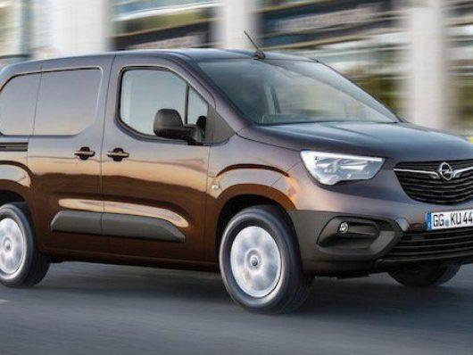 Nuovo Opel Combo 2018