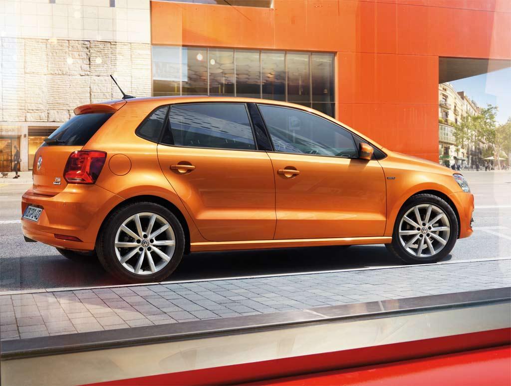 Il noleggio auto condiviso 2share Volkswagen sulla nuova Polo